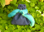 Blue Healer Mojo-Helps Heart-Break, Stress, Depression, Illness