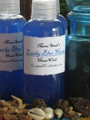 Lucky Blue Hoodoo Spiritual Wash
