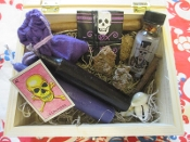 Baron Samedi Box-Any Customization, Choose Your Deity
