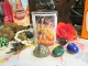Pomba Gira Candle-Messages,Communication, Crossroads, Protection
