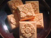 Samhain Soap-Transformation,Autumn, Day of the Dead