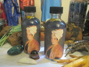Marie Laveau Water-Clairvoyance, Protection, Purification-1oz