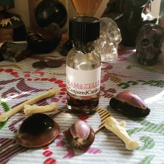 Mam'zelle Oil-Triple Strength To Draw Luck and Love