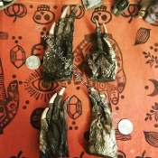 LARGE Alligator Claw-Success, Winning, Luck, Money, Gambling