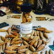 Balsamo Tranquilo Oil-Settles Family and Supernatural Matters