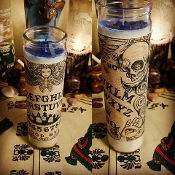 1 Ouija Novena Candle-Spirit Communication, Day of the Dead