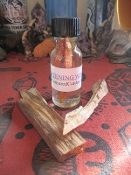 Lightening Wood Oil-Uncrossing, Cleansing, Amplifies Power