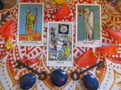 Three Card Tarot Reading with Diana