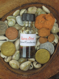 Gypsy Blood Oil