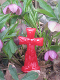 Red Crucifix Candle-Custom Loaded-Love, Relationships, Sex,Power
