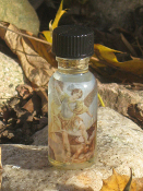 Saint Michael Oil-Highest Protection, Wards Against the Evil Eye