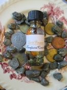 Gold Fingers Oil-Triple Strength Luck, Prosperity, Opportunity