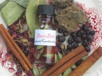Dove's Blood Oil-Peace, Success, Power, Justice, Intensifies