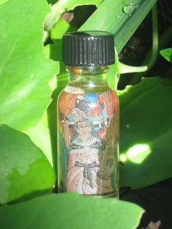Maman Brigitte Oil-Protect,Wealth,Justice,Transformation