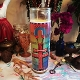 Cross of Caravaca Candle Set-Protection, Luck, Success, Wishes