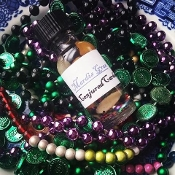 Mardis Gras Oil-Make Your Life a Party-Bring Joy and Luck