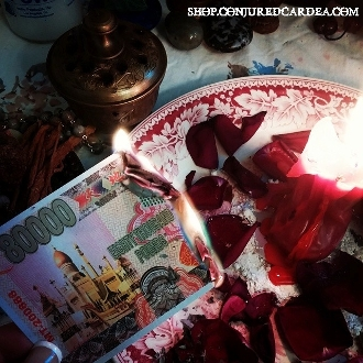 5 Joss Paper/Hell Bank Notes-Ancestor, Good Fortune, Wealth