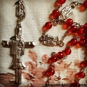 Santa Muerte Rosary-Love, Relationships, Return Lover, Marriage