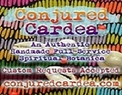 Conjured Cardea Gift Certificate