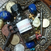Helping Hand Oil- Restores Relationships, Finances, Harmony