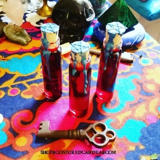 Dragon's Blood Ink-Protection, Love, Success, Power-