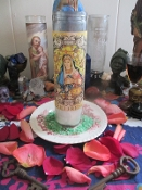 Erzulie 5 Day Vigil-Love, Wealth, Protection, Power