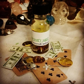 Money Mist Oil-Envelop Yourself with the Blessings of Prosperity
