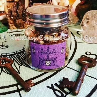 Baron Samedi Incense-Victory, Transition, Justice, Prosperity