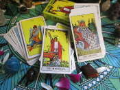 The Rider Tarot Deck-Traditional Tarot Deck-78 Cards