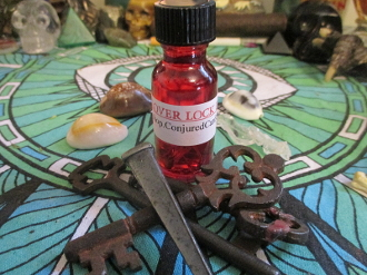 Lover Lock Down Oil-Helps Maintain and Protect Your Relationship