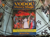 Vodou Money Magic Book by Kenaz Filan