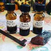 Black Tobacco Oil-7x7 Protection, Removal, Legal Matters, Spirit