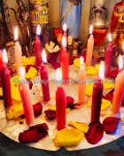 Love Service-DEC 23RD-Candle Lighting and Petition