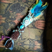 New Orleans Style Voodoo Doll-Justice, Protection, Evil Eye