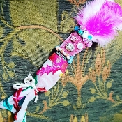 New Orleans Style Voodoo Doll-Love, Relationships, Attraction