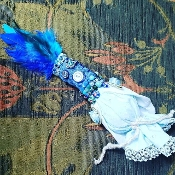 Small New Orleans Voodoo Doll-Health, Renewal, Clarity, Peace