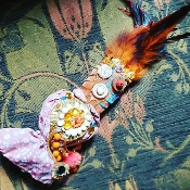 New Orleans Style Voodoo Doll-Success, Open Roads, Abundance