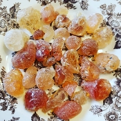 Gum Arabic Resin-Clairvoyance, Protection, Meditation, Offering