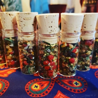 1 Yule Resin Incense-Renew, Restore, Balance, Celebrate